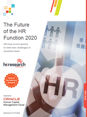 Future of the HR Function 2020