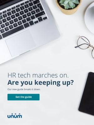2019 HR Tech Trends