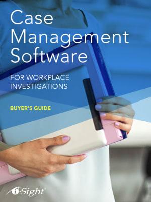 Case Management for HR Investigations