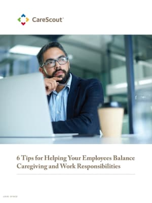 Tips to Help Employees Balance Caregiving and Work