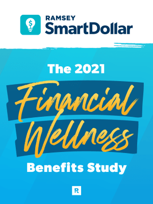 The 2021 Financial Wellness Benefits Study