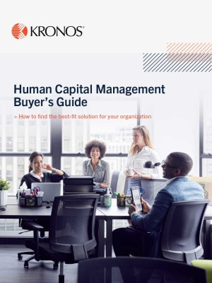 Human Capital Management Buyer's Guide