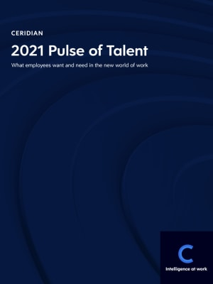 2021 Pulse of Talent Report