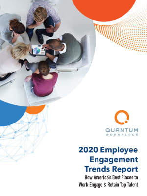 2020 Employee Engagement Trends Report