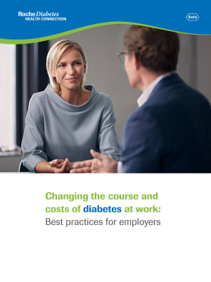Employer's Guide For Tackling Diabetes in the Workplace