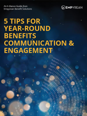 5 Tips for Year-Round Benefits Engagement