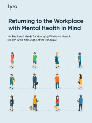 Returning to the Office with Mental Health in Mind