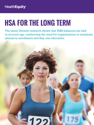 HSA for the Long Term
