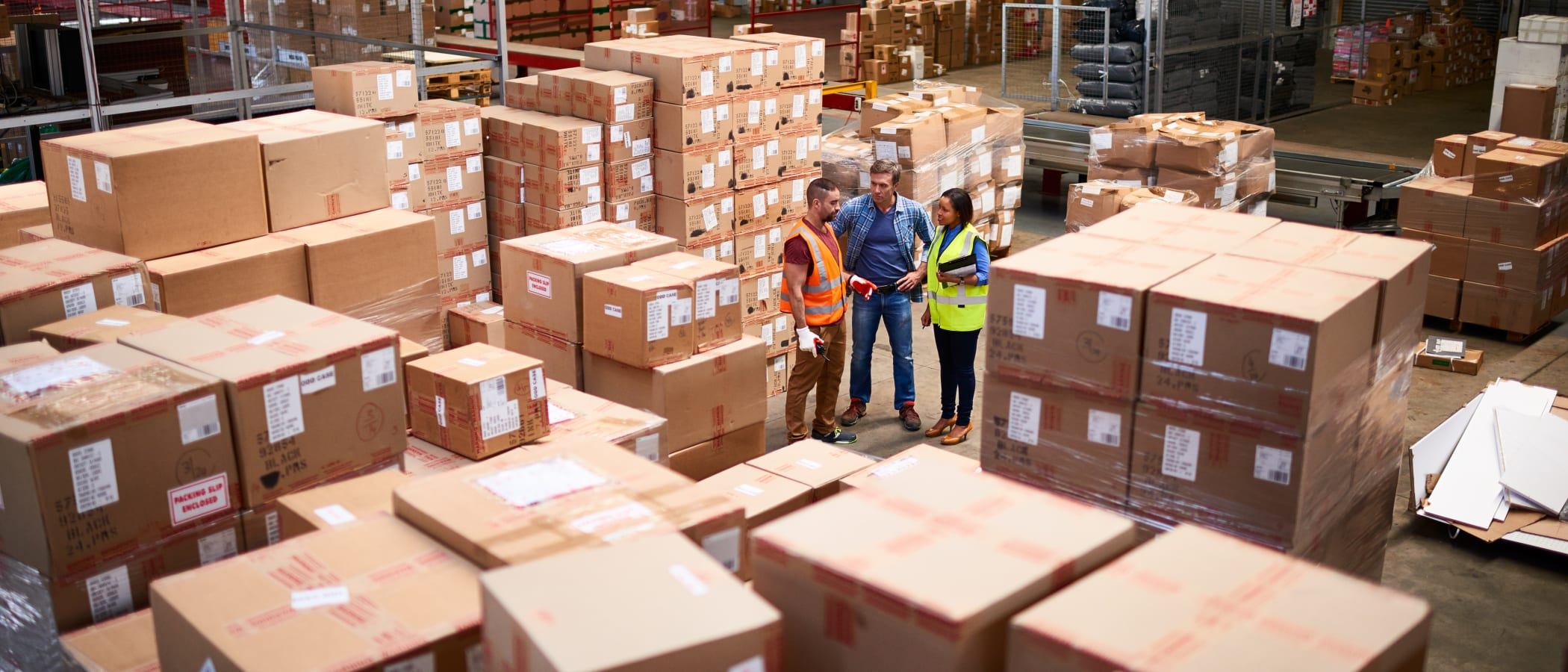 Finding and Managing Warehouse Workers Is 'In-the-Trenches' HR