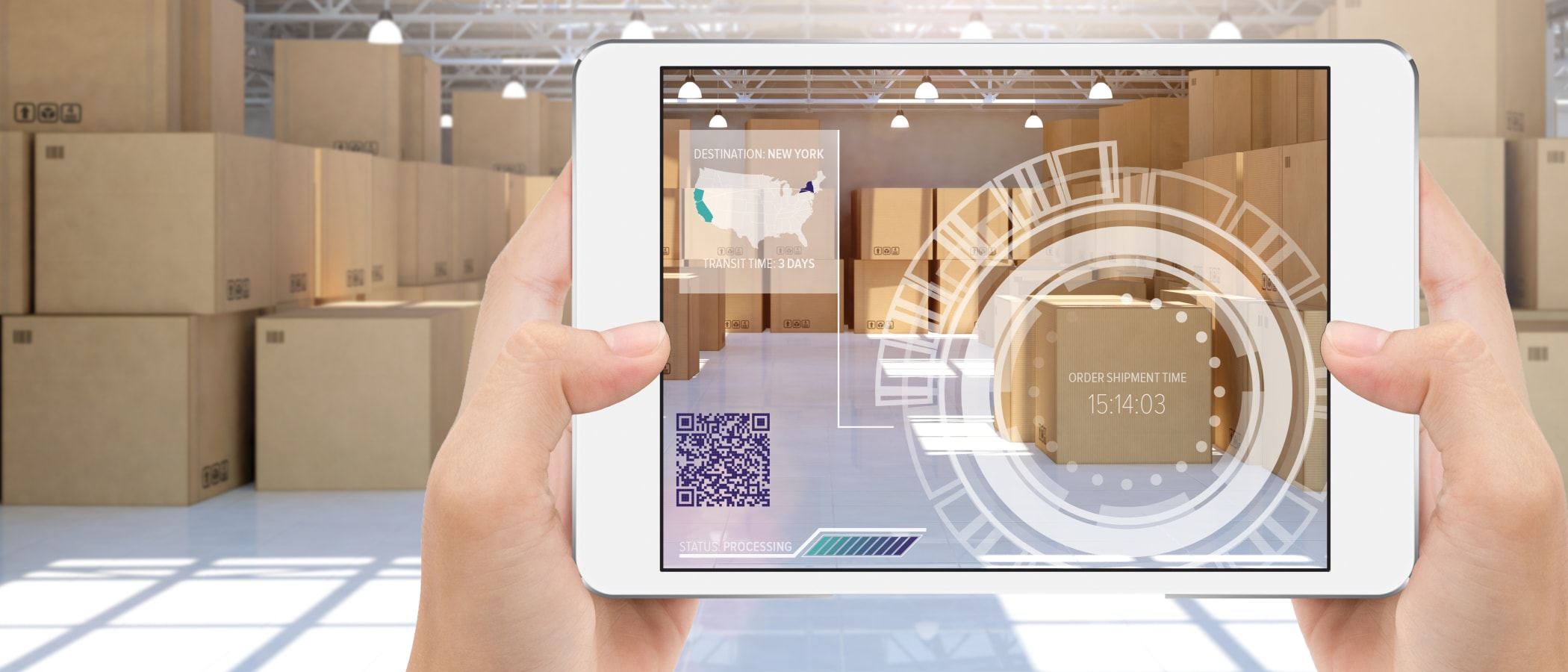 Augmented Reality Comes to the Workplace on