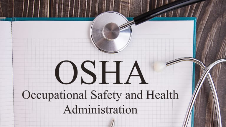 OSHA Incident Center