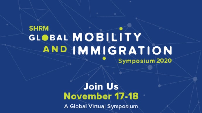 Join us November 17-18, 2020 for two days of forward-focused discussion around the most current developments in global mobility and workplace immigration.