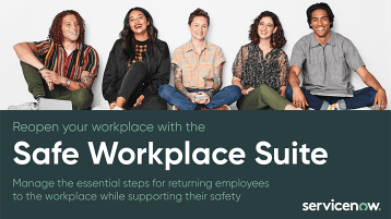 Make going back to the workplace work for everyone