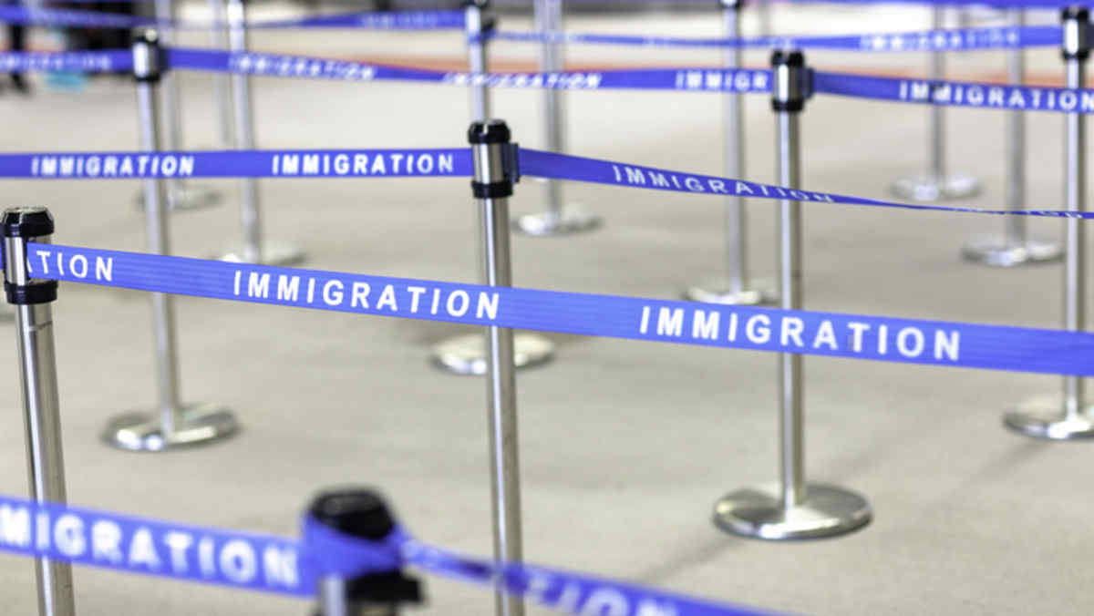 COVID-19 Upends U.S. Immigration