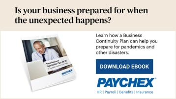 Developing a Business Continuity Plan (BCP) can address your response to pandemics (like COVID-19)