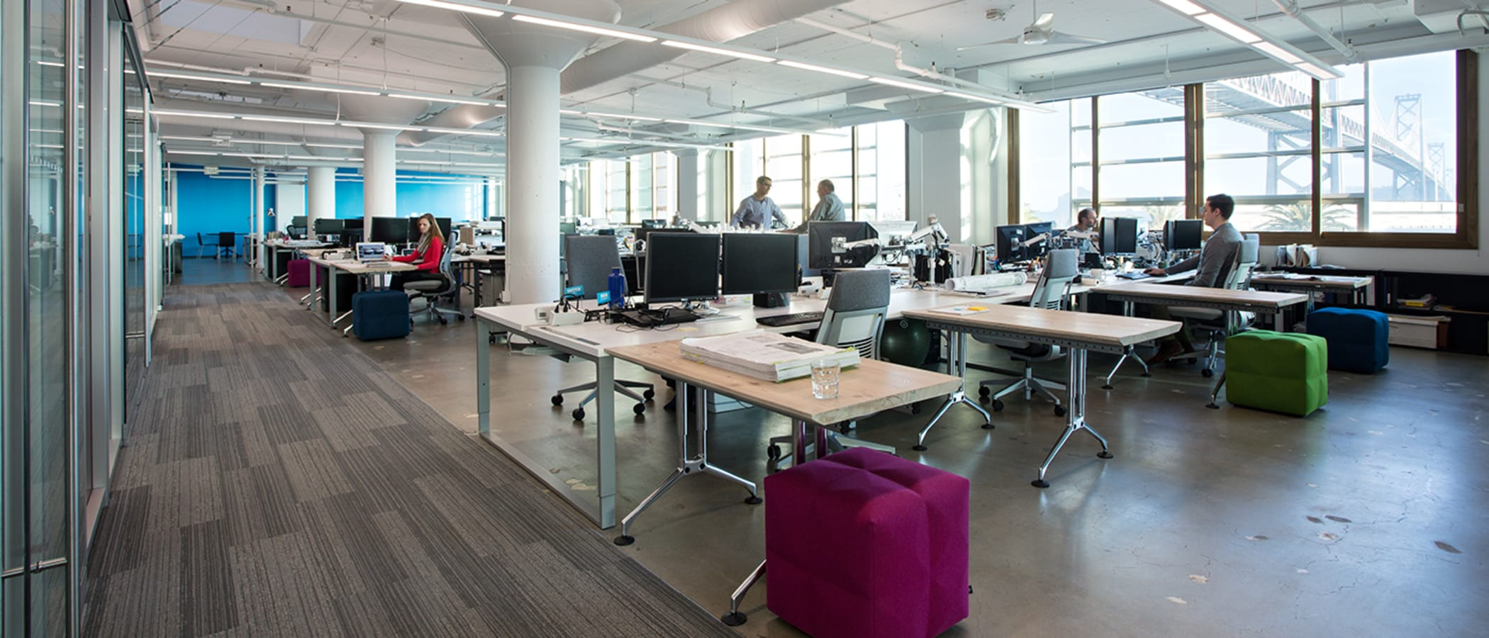 Beyond the Open Office