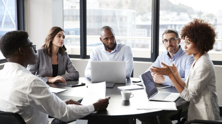 Advancing Racial Equity in the Workplace
