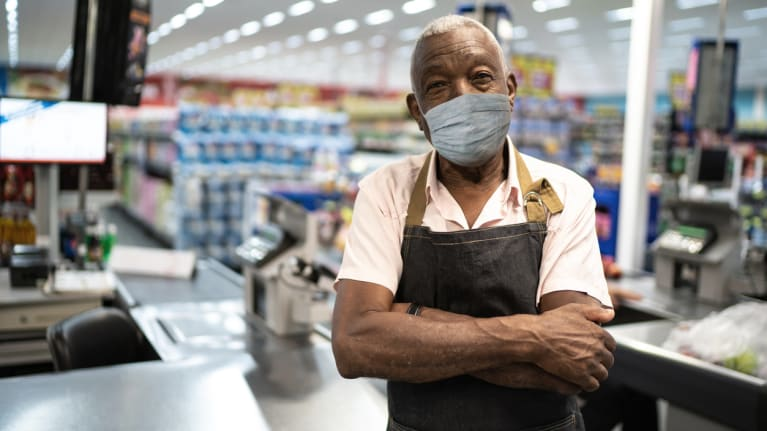 Keeping Older Workers Safe and Productive