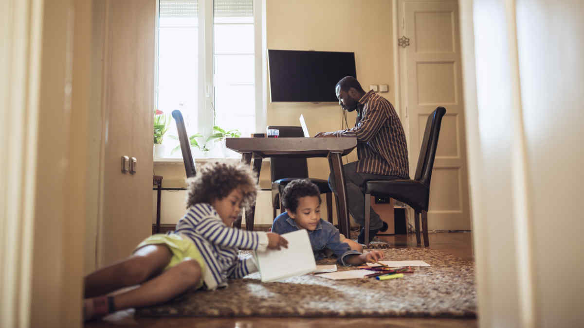 Working from Home with Kids? How to Manage the Impossible