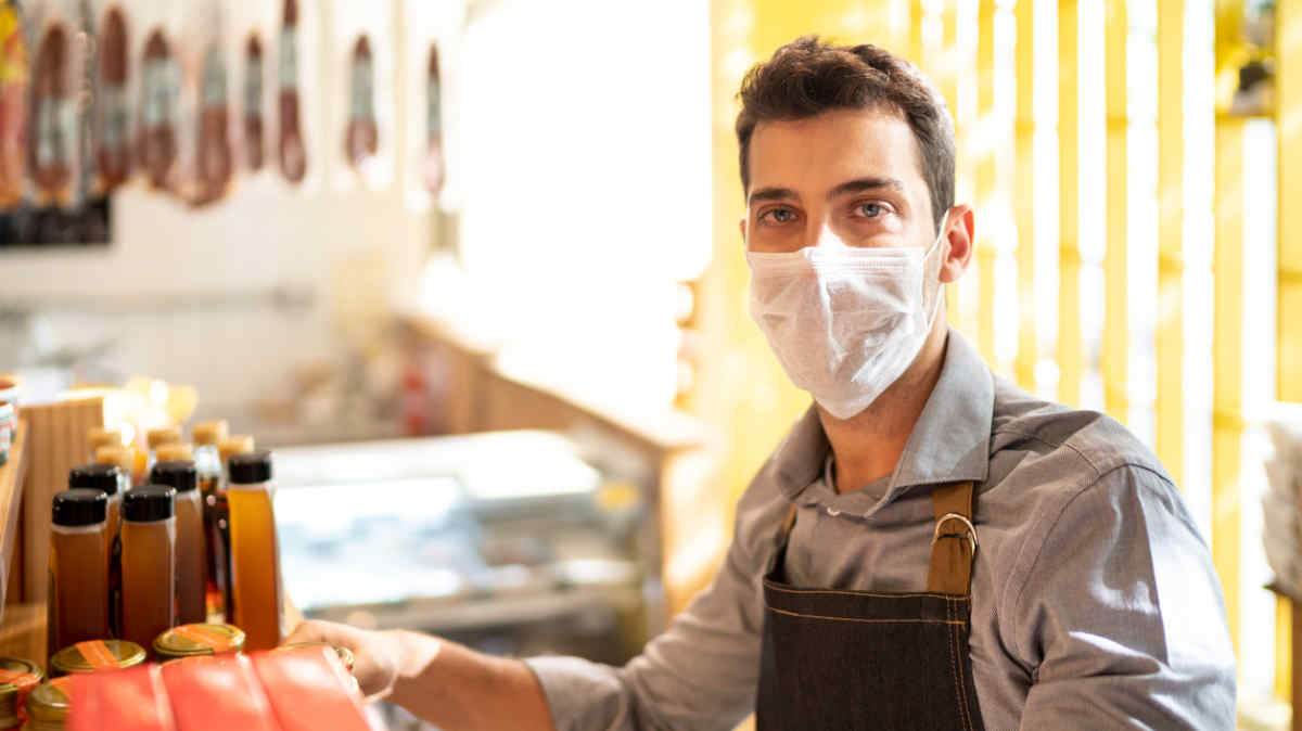 Do Your Employees Need to Wear Face Masks?