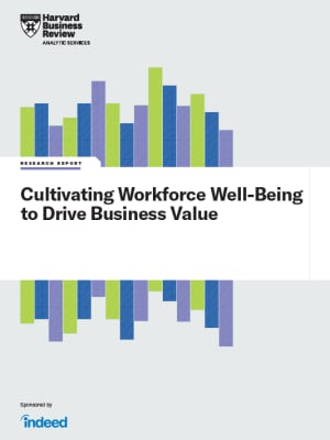 Cultivating Workforce Well-Being to Drive Business Value