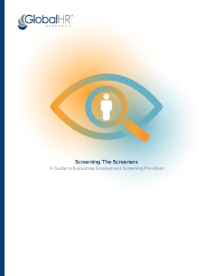 A Guide to Evaluating Employment Screening Providers
