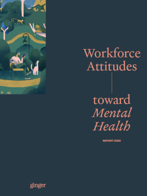 2020 Workforce Attitudes Toward Mental Health
