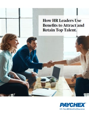 Benefits: The Key to Retaining Talent