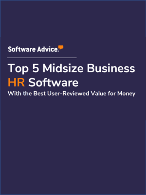 Top 5 Midsize Business HR Software With the Best User Reviewed Value for Money