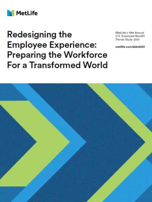 MetLife's 2021 Employee Benefit Trends Study