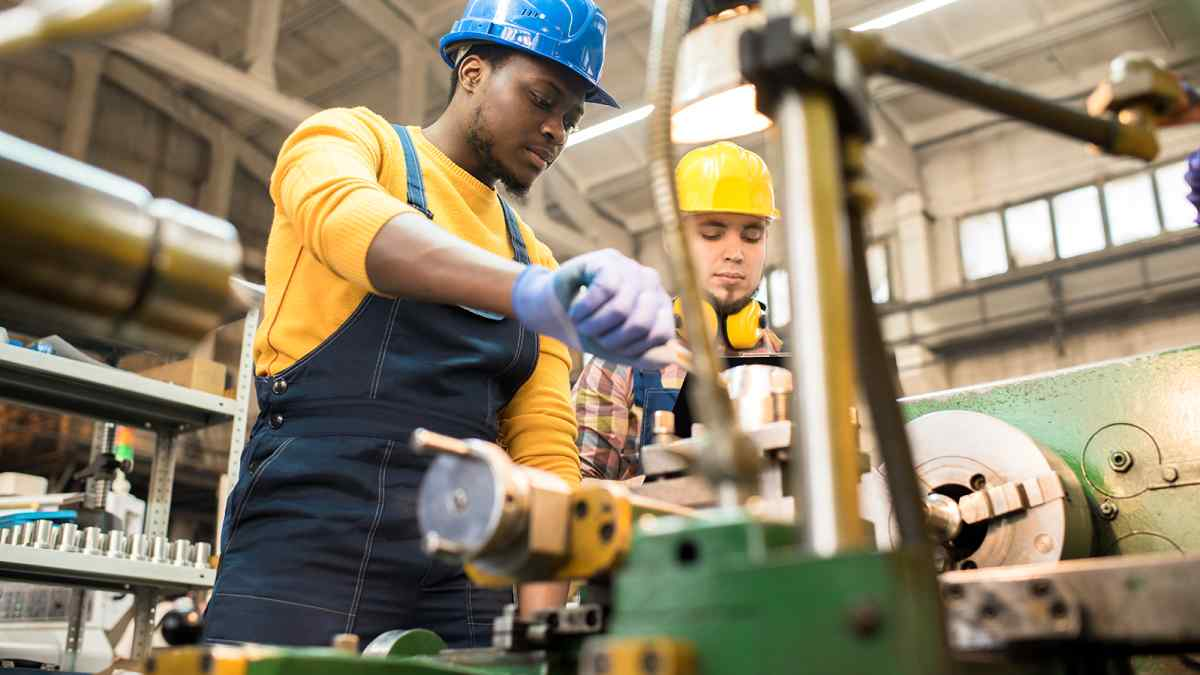 Manufacturing's Top Talent Challenges