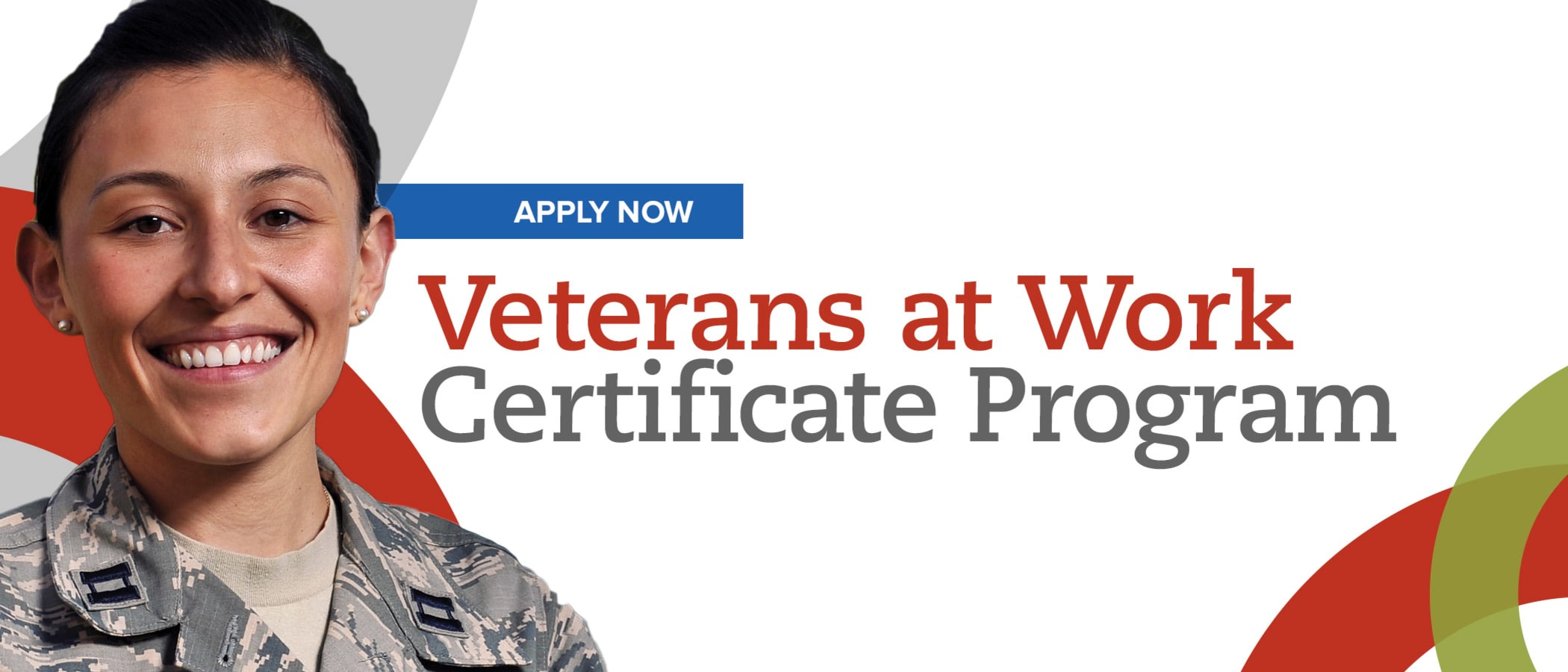 SHRM Foundation Veterans at Work Certificate Program