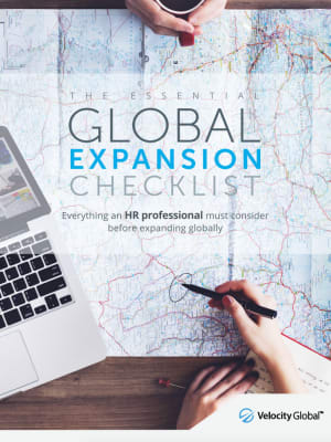 The Essential HR Checklist for Global Expansion