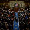 US Senate floor.