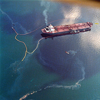 Exxon Valdez.